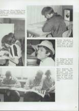 1985 Clyde High School Yearbook Page 44 & 45
