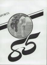 1985 Clyde High School Yearbook Page 48 & 49