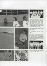 1985 Clyde High School Yearbook Page 58 & 59