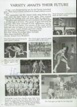 1985 Clyde High School Yearbook Page 62 & 63