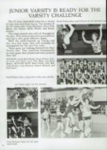 1985 Clyde High School Yearbook Page 64 & 65