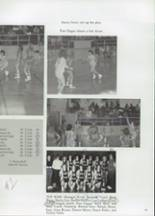 1985 Clyde High School Yearbook Page 66 & 67