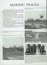 1985 Clyde High School Yearbook Page 74 & 75