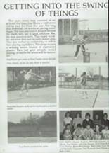 1985 Clyde High School Yearbook Page 76 & 77