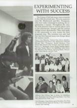 1985 Clyde High School Yearbook Page 84 & 85