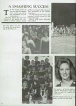 1985 Clyde High School Yearbook Page 86 & 87