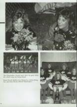 1985 Clyde High School Yearbook Page 88 & 89
