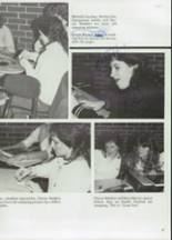 1985 Clyde High School Yearbook Page 90 & 91