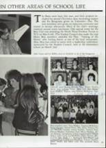 1985 Clyde High School Yearbook Page 92 & 93