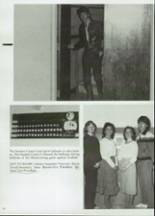 1985 Clyde High School Yearbook Page 96 & 97