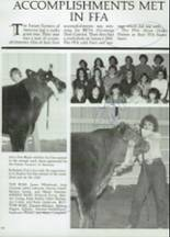 1985 Clyde High School Yearbook Page 104 & 105