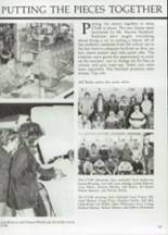 1985 Clyde High School Yearbook Page 106 & 107