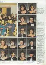 1985 Clyde High School Yearbook Page 118 & 119