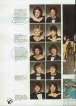 1985 Clyde High School Yearbook Page 120 & 121