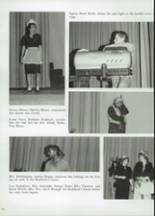 1985 Clyde High School Yearbook Page 128 & 129