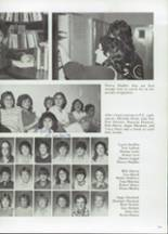1985 Clyde High School Yearbook Page 130 & 131