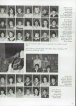 1985 Clyde High School Yearbook Page 134 & 135