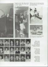 1985 Clyde High School Yearbook Page 138 & 139