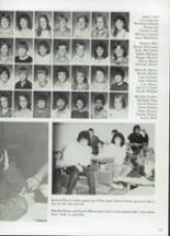 1985 Clyde High School Yearbook Page 142 & 143