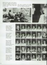 1985 Clyde High School Yearbook Page 152 & 153