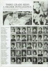 1985 Clyde High School Yearbook Page 154 & 155