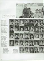 1985 Clyde High School Yearbook Page 156 & 157