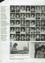 1985 Clyde High School Yearbook Page 158 & 159