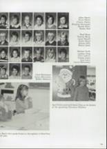 1985 Clyde High School Yearbook Page 160 & 161
