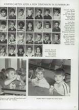 1985 Clyde High School Yearbook Page 162 & 163