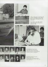 1985 Clyde High School Yearbook Page 168 & 169
