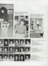 1985 Clyde High School Yearbook Page 170 & 171