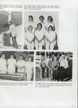 1985 Clyde High School Yearbook Page 172 & 173