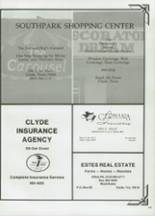 1985 Clyde High School Yearbook Page 180 & 181