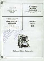 1985 Clyde High School Yearbook Page 184 & 185