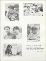 1981 Bloomfield High School Yearbook Page 14 & 15