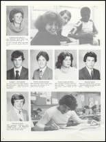 1981 Bloomfield High School Yearbook Page 28 & 29