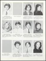 1981 Bloomfield High School Yearbook Page 32 & 33