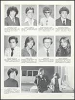 1981 Bloomfield High School Yearbook Page 34 & 35