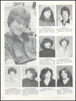 1981 Bloomfield High School Yearbook Page 42 & 43