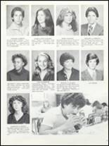 1981 Bloomfield High School Yearbook Page 44 & 45