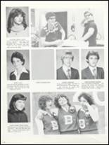 1981 Bloomfield High School Yearbook Page 50 & 51