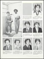 1981 Bloomfield High School Yearbook Page 52 & 53