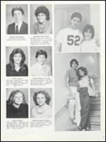 1981 Bloomfield High School Yearbook Page 54 & 55