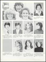 1981 Bloomfield High School Yearbook Page 56 & 57