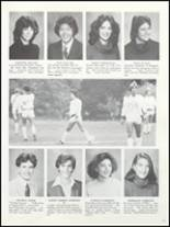 1981 Bloomfield High School Yearbook Page 58 & 59