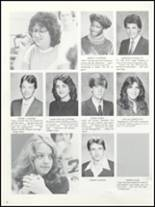 1981 Bloomfield High School Yearbook Page 60 & 61