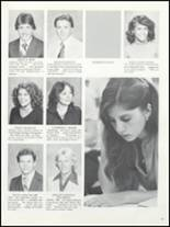 1981 Bloomfield High School Yearbook Page 64 & 65