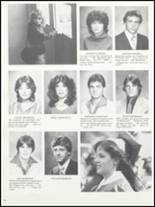 1981 Bloomfield High School Yearbook Page 68 & 69