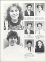 1981 Bloomfield High School Yearbook Page 72 & 73