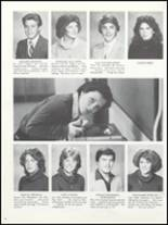 1981 Bloomfield High School Yearbook Page 74 & 75